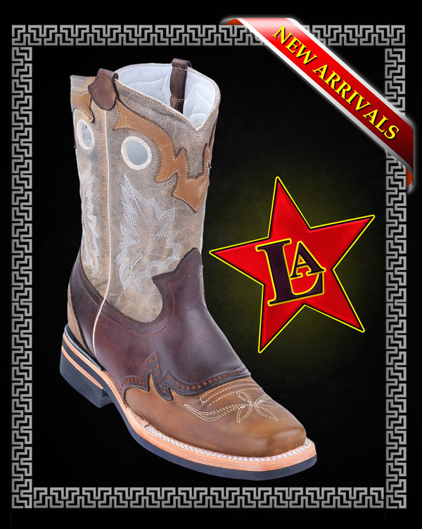 RODEO BOOTS(NEW STYLES)