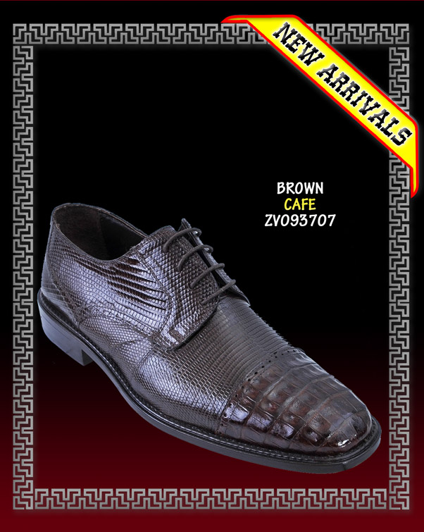 MEN'S EXOTIC SHOES
